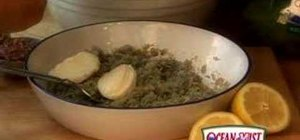 Make artichoke guacamole
