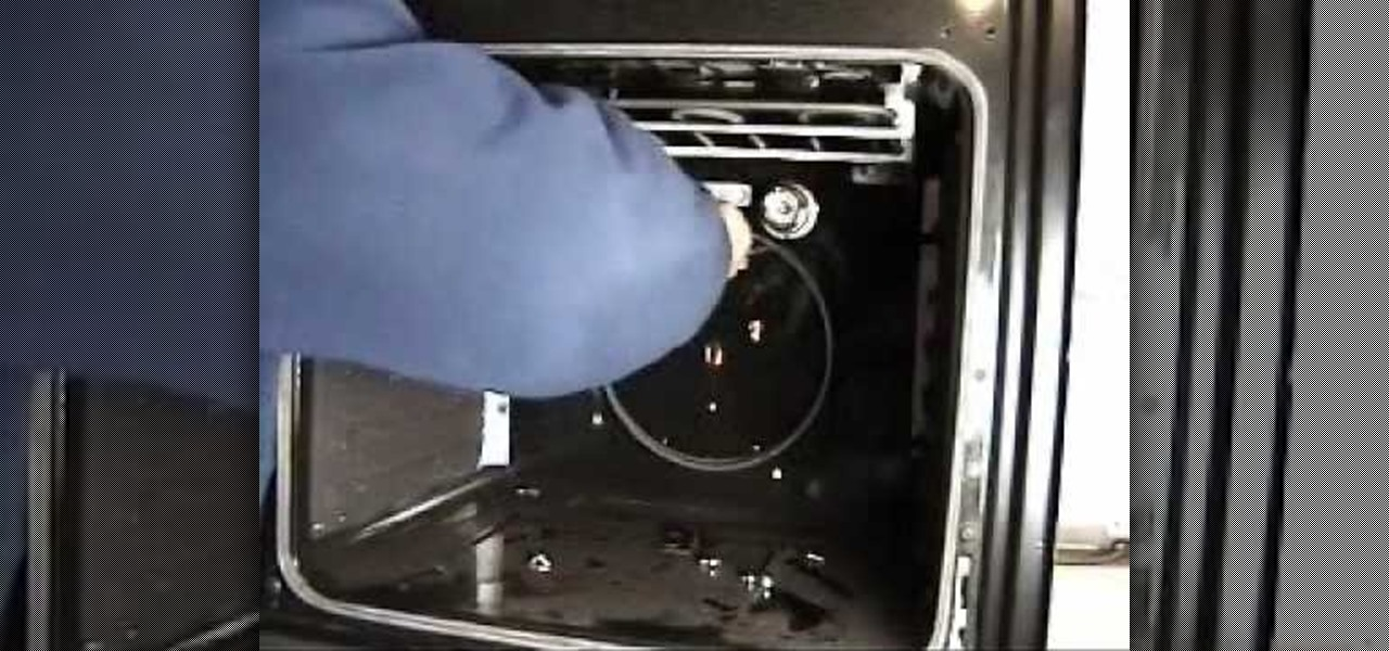how to replace the fan oven element in a cannon cooker