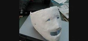 Make a SlipKnot mask