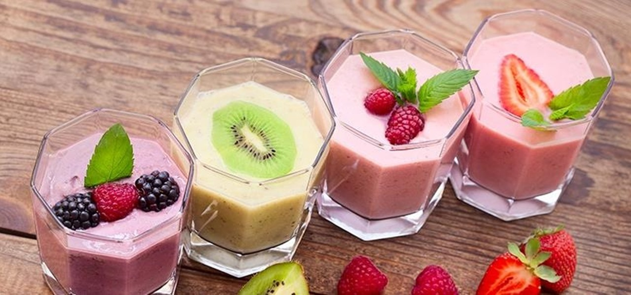 Lose Weight with Smoothies & Shakes