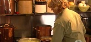 Create a Thanksgiving stuffing with Martha Stewart