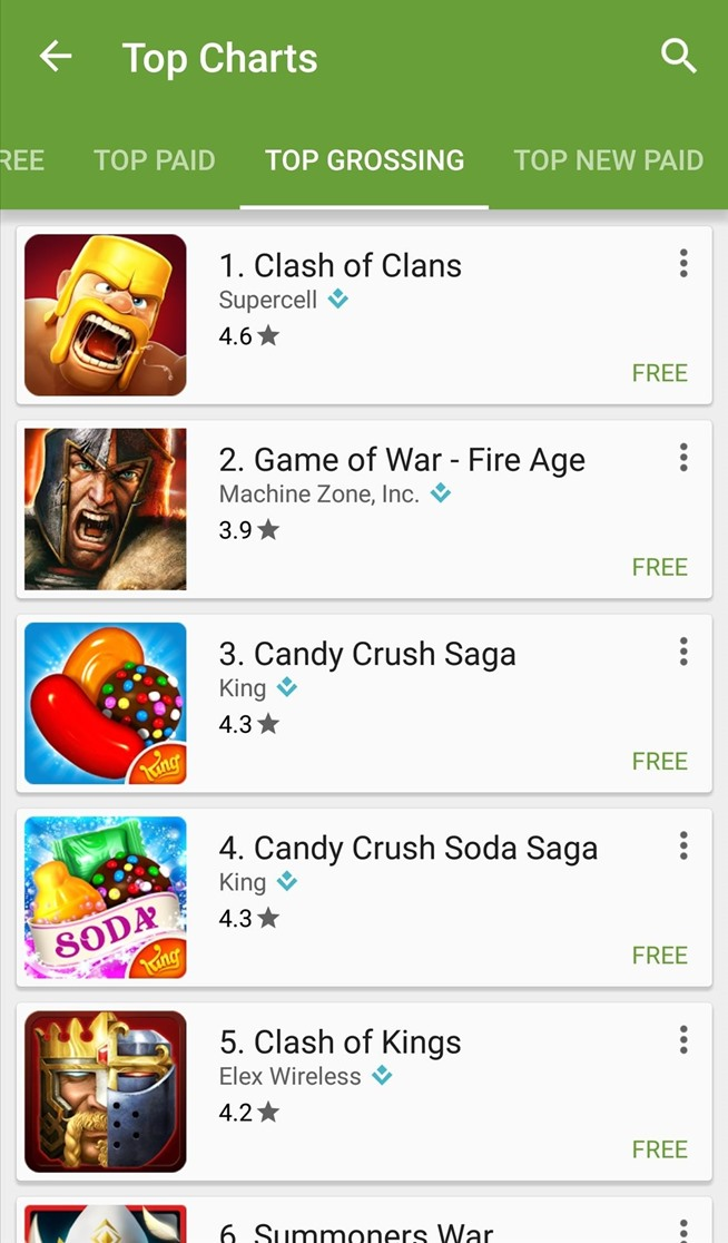 how to sign out of google play store on android