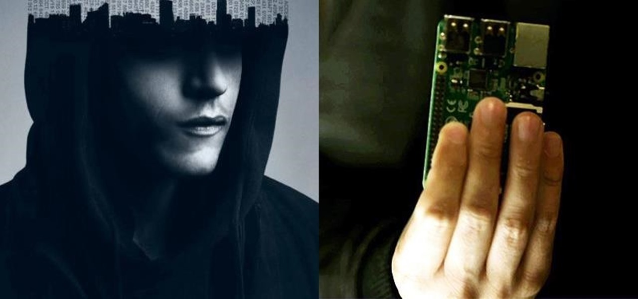 The Hacks Of Mr Robot How To Build A Hacking Raspberry