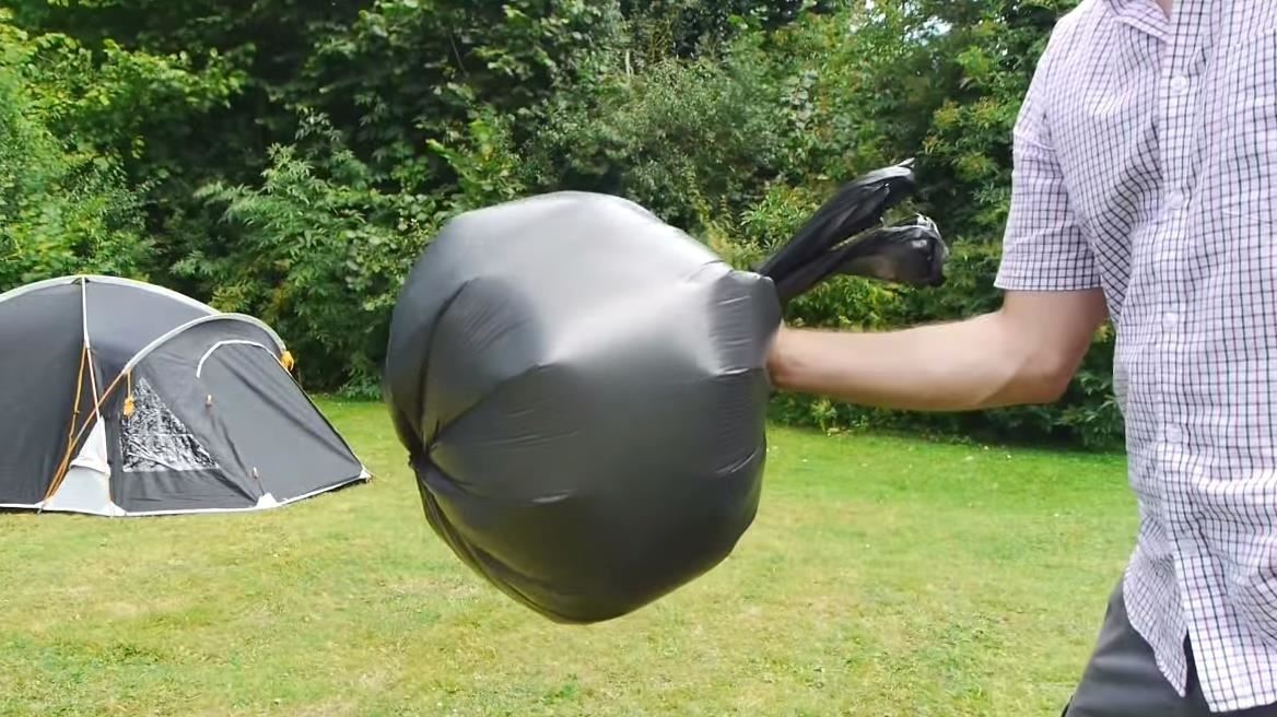 This Hack Makes It Easy To Inflate An Air Mattress Without A Pump Macgyverisms Wonderhowto