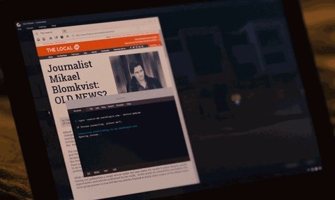 Analyzing the Hacks: The Girl in the Spider's Web Explained