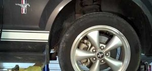 Inspect your brakes and replace your rear brake pads