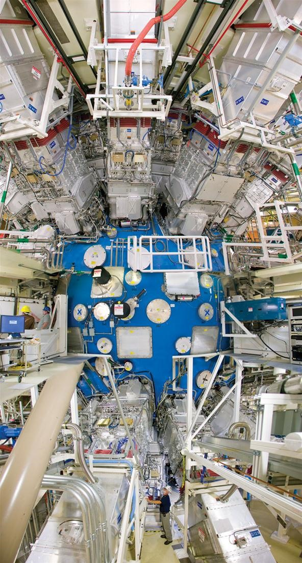 National Ignition Facility: Big, Giant Lasers of Doom... Or Endless Energy?