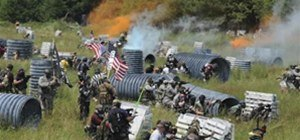 Fireworks Skirmish