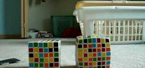 Solve the V-Cube 6 and V-Cube 7
