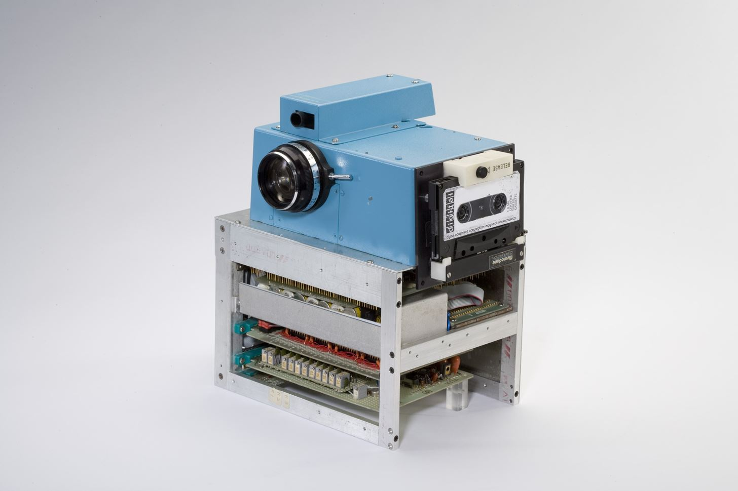The World's First Digital Camera