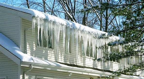 How to De-Ice Your Gutters (The Secrets of Ice Dam Removal)