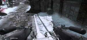 Find the best sniping / camping spots on Berlin Wall in Black Ops multiplayer