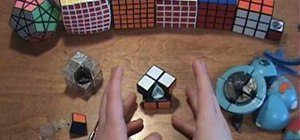 Disassemble and reassemble 2x2 Rubik's Cube puzzles