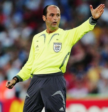 World Cup Refs Get Crash Course in Cursing