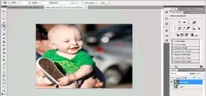 Resize an image in Adobe Photoshop without losing content