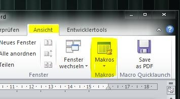 open pdf file using vba code