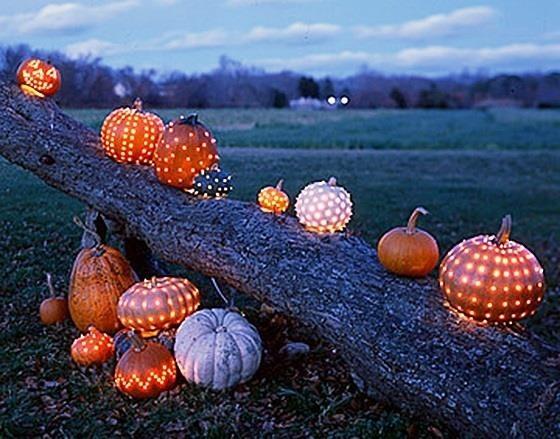 How to Make Your Jack-O'-Lantern Shine Lite-Brite Bright This Halloween