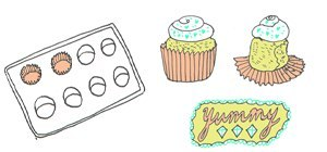 Your Guide to Lazy Baking, Part 4: How to Make Cupcakes for Two Using One Bowl