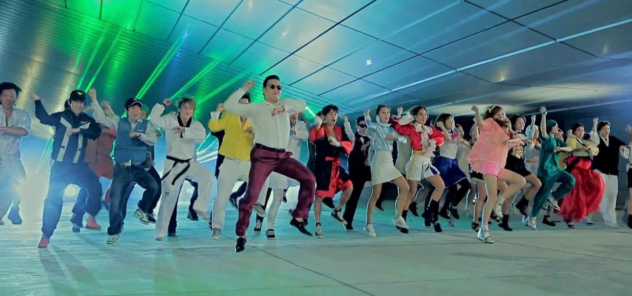 Do the Oppa Gangnam Style Dance Moves from Psy's Latest K-Pop Sensation