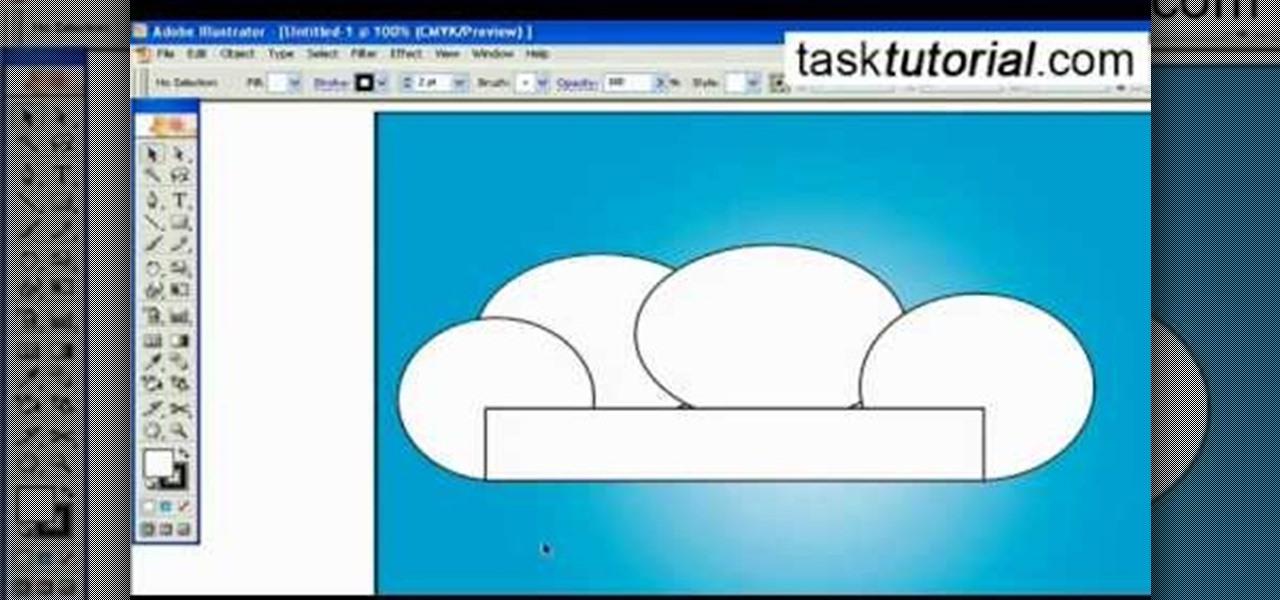 How to Create a cartoon cloud in Illustrator « Adobe