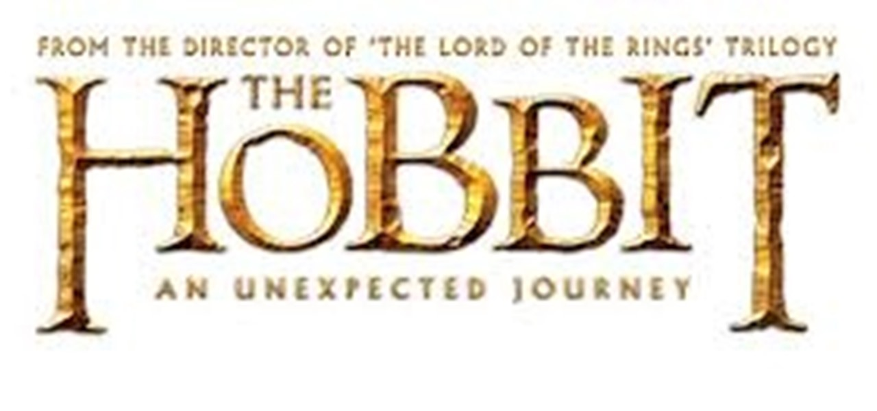 Watch the Hobbit