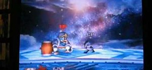 Play as Dedede and Lucario on Super Smash Bros Brawl
