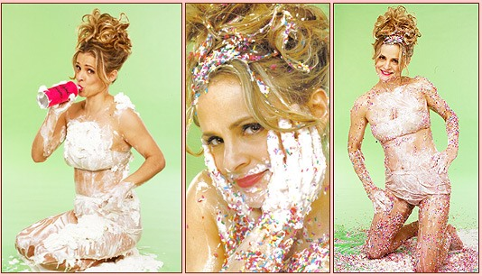 Amy Sedaris Reveals All
