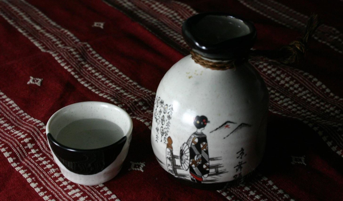 Skip Home-Brewed Beer: Sake Is Easier to Make & Just as Good