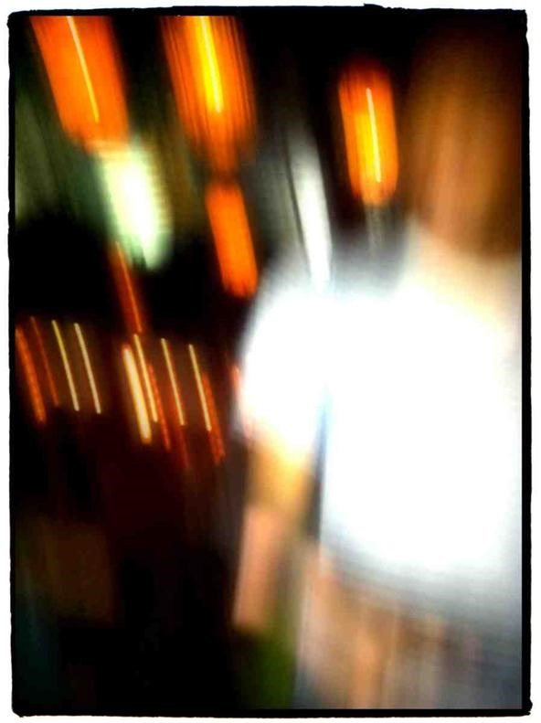 Blurred Photography Challenge: Faceless