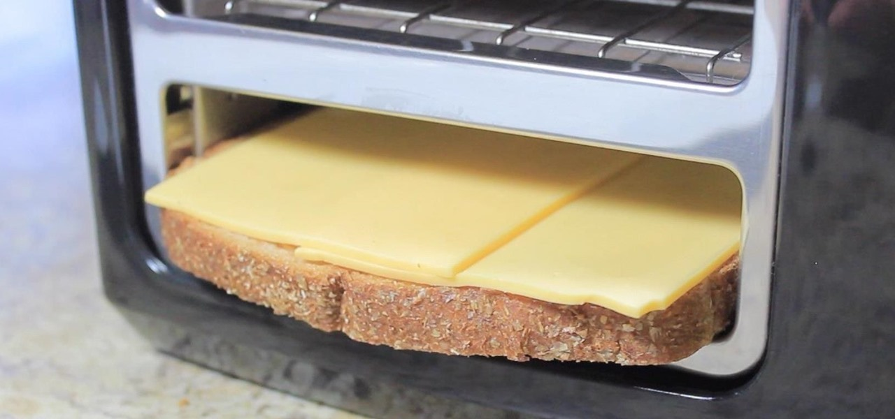 Make Grill Cheese in the Toaster