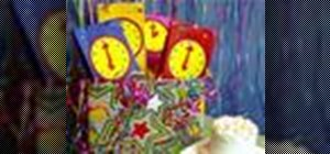 Make a New Year's Eve countdown kit for kids