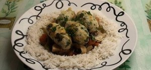 Make lebanese fish kofta (fish fingers)