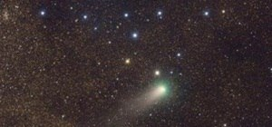 Find and Observe the Garradd Comet