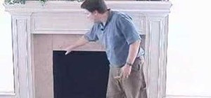 Measure your fireplace for doors