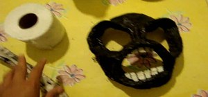 Make a Sid Wilson of SlipKnot mask
