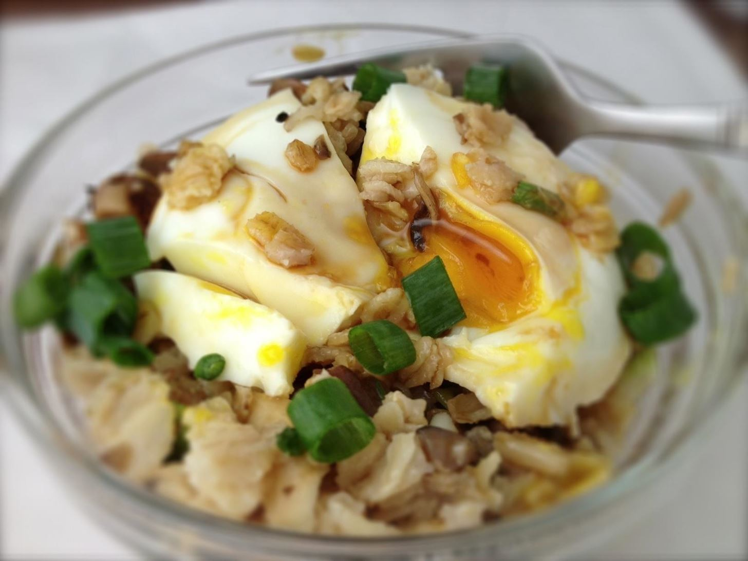 Flip Your Breakfast Script with These Savory Oatmeal Ideas