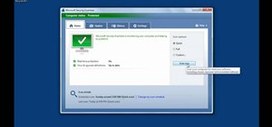 Protect a Microsoft Windows PC from viruses and other malware