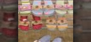 Make embellished sandals