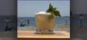Make an Acapulco cocktail