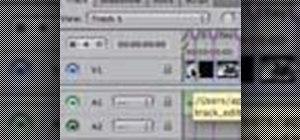 Use the track editor in DVD Studio Pro 4