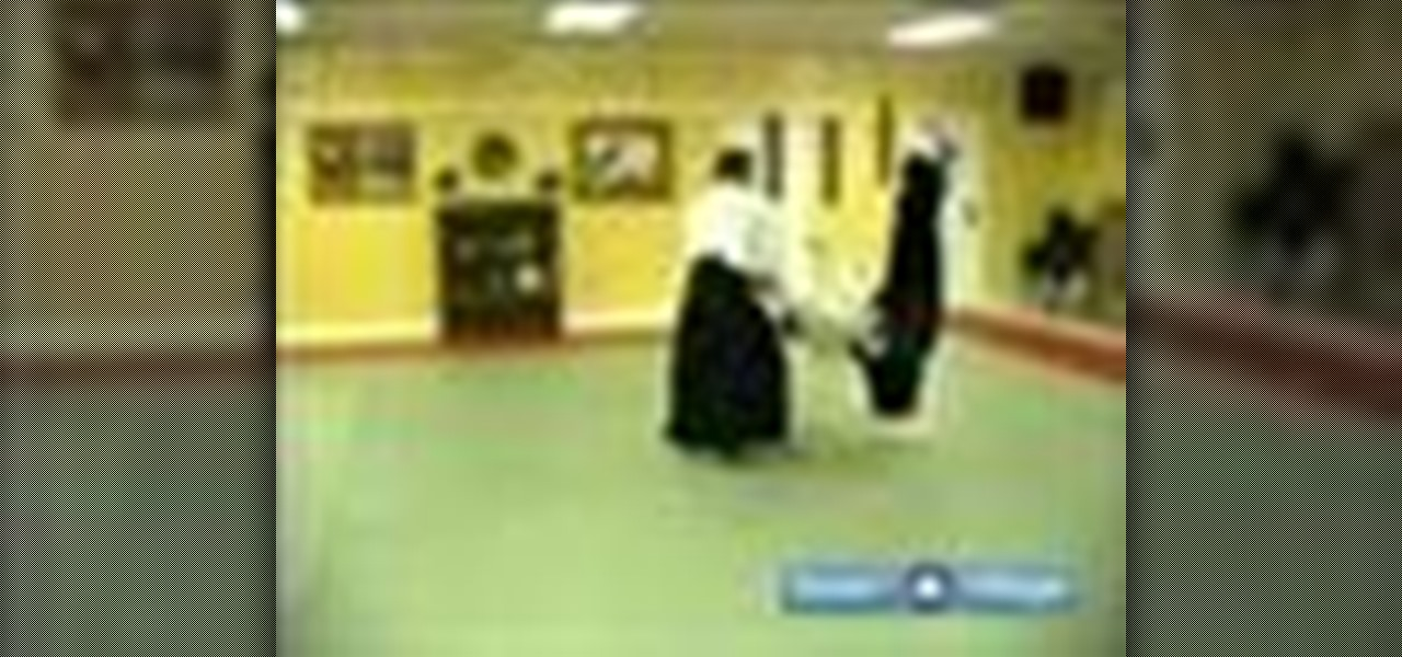 How To Do Aikido Moves For Beginners Martial Arts Wonderhowto