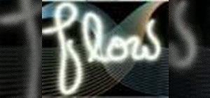 Create glow swirls using Illustrator & Photoshop