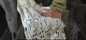 Crochet an afghan