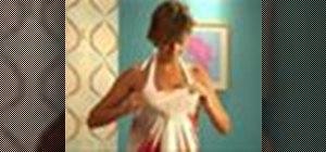 Bubbletie a sarong