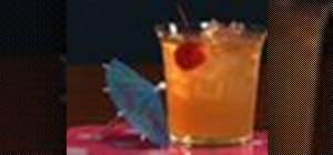 Make a perfect Mai Tai