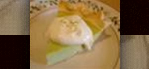 Makekey lime pie from scratch