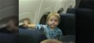 Avoid Tantrums on Airplanes When Traveling with Kids