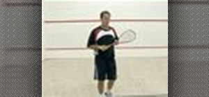 Gain court speed for squash