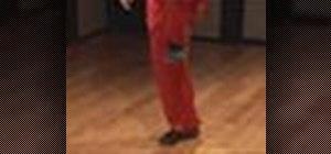 Execute kung fu jump kicks