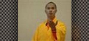 Perform Shaolin Diamond Fist kung fu